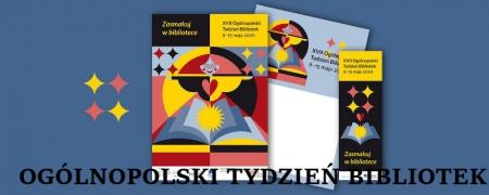 Wirtualna biblioteka - Ogólnopolski Dzień Bibliotek