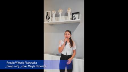 Zgłoszenie - IX Gala Utalentowanych Młodych Wielkopolan - Rozalia Piątkowska