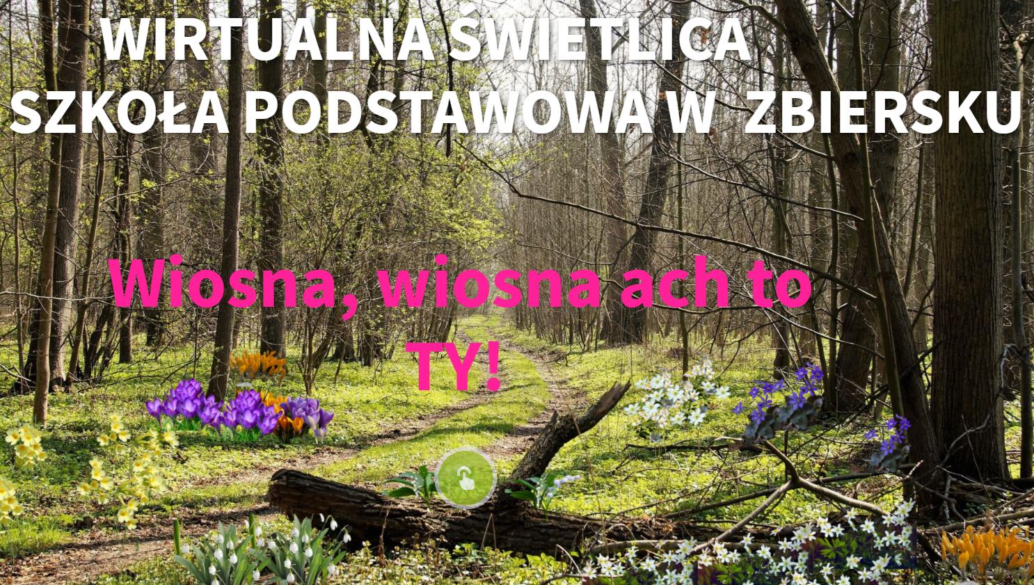 Wirtualna świetlica - Wiosna.